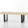 vitra nelson bench designer furniture contemporary furniture
