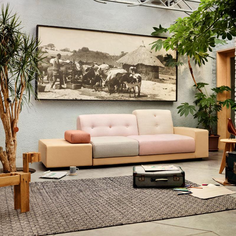 Vitra Polder Pastel Lifestyle Contemporary Designer Furniture