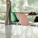 vitra plastic eames chair dsr designer furniture contemporary furniture designer chair contemporary chair