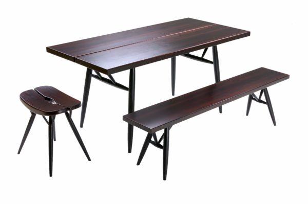 artek pirkka bench contemporary furniture designer furniture
