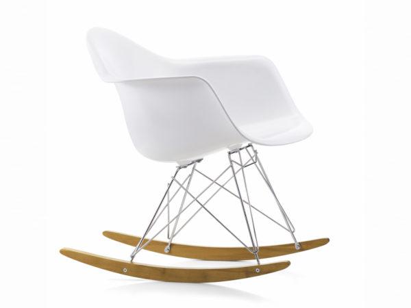 vita eames plastic armchair RAR designer furniture designer chair contemporary furniture contemporary chair