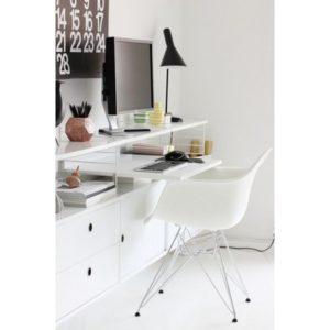 Eames Plastic Armchair DAR-0