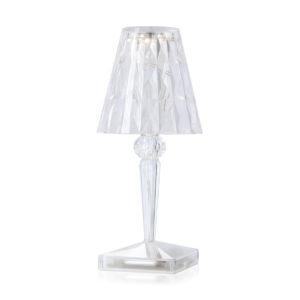 Kartell Battery Portable Table Lamp
