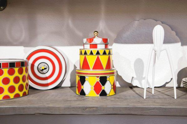 alessi dressed white round tray designer furniture contemporary furniture
