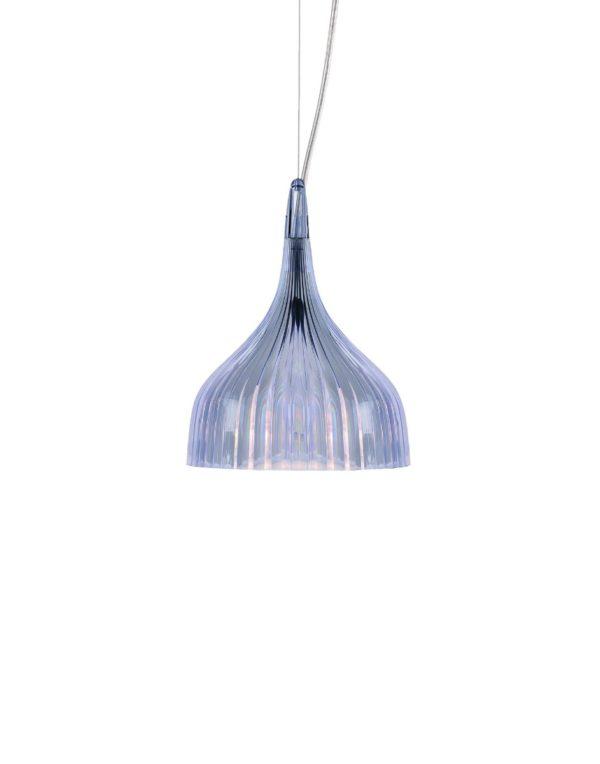 Kartell E' suspension pendant light designer furniture contemporary furniture designer lighting contemporary lighting