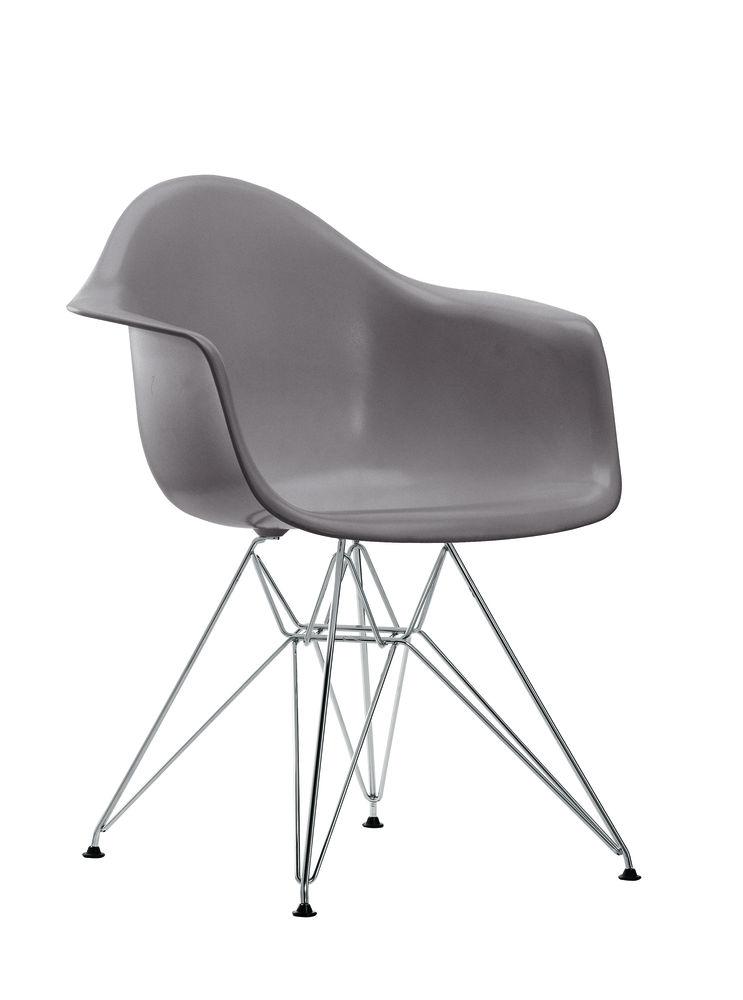 Vitra Eames Plastic Armchair DAR designer contemporary ...