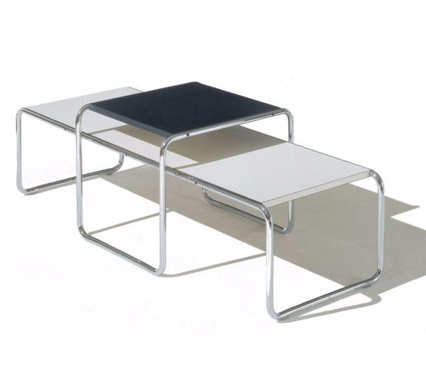 knoll laccio coffee nesting table designer furniture contemporary furniture