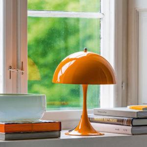 Louis Poulsen Mini Panthella table lamp Designer Lighting Contemporary Lighting