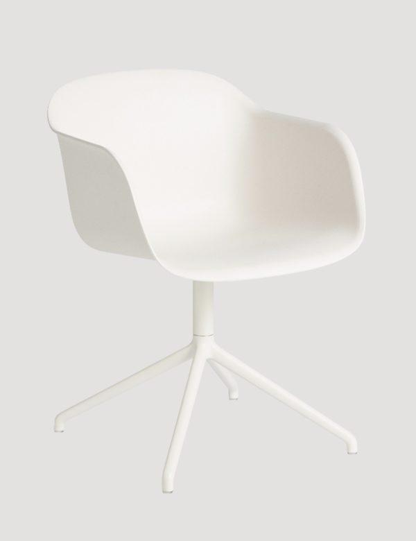 Fiber Arm Chair Swivel-27519