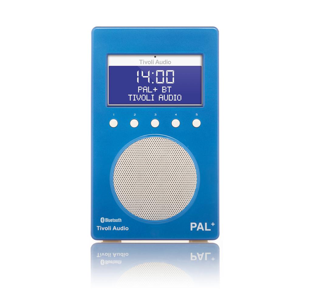 PAL+ BT - Portable FM/DAB/DAB+ Radio-0