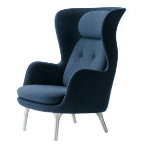 Fritz Hansen Ro Easy Lounge Chair