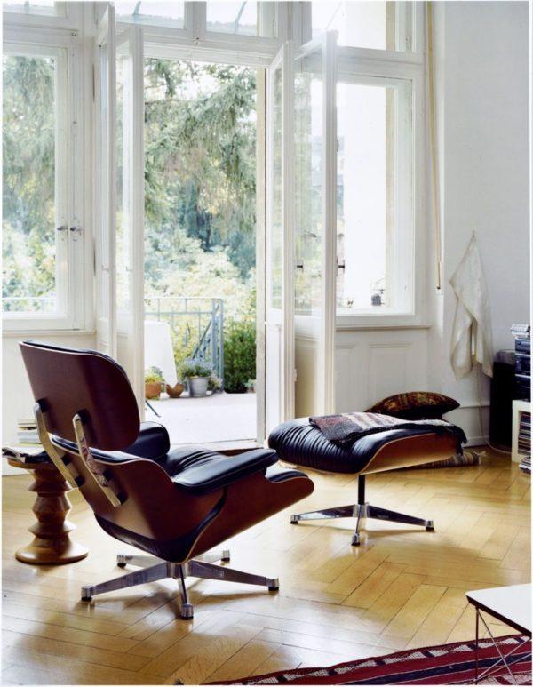 Eames Lounge Ottoman-27493