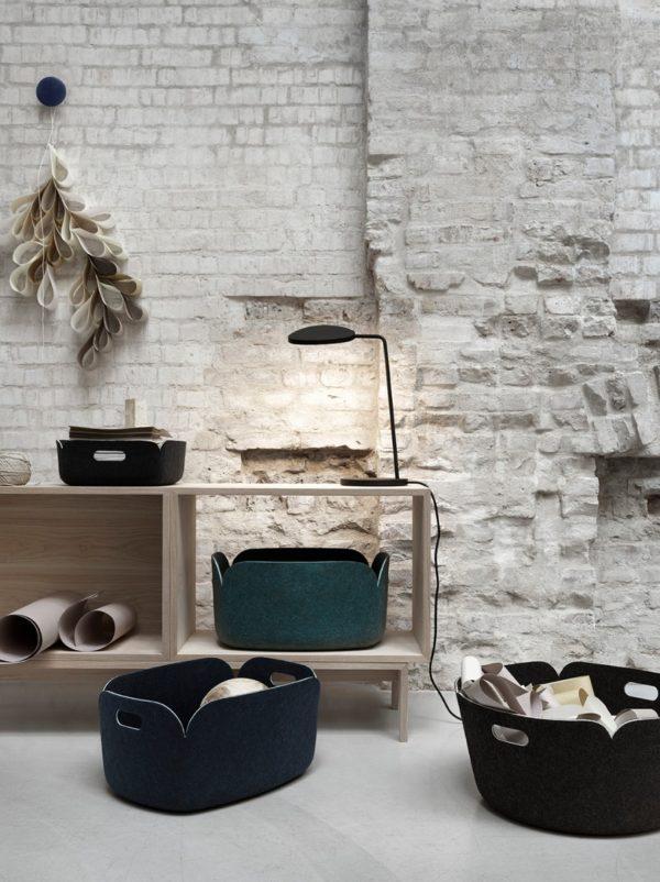 Muuto Restore basket designer furniture contemporary furniture