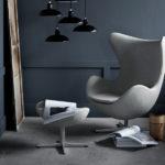 Fritz hansen egg chair designer furniture contemporary furniture designer chair contemporary chair