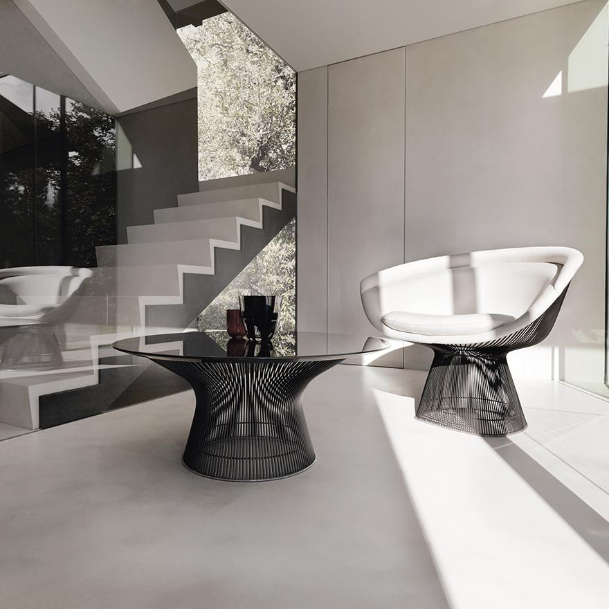 Platner Dining Table Knoll Contemporary Furniture Designer Furniture