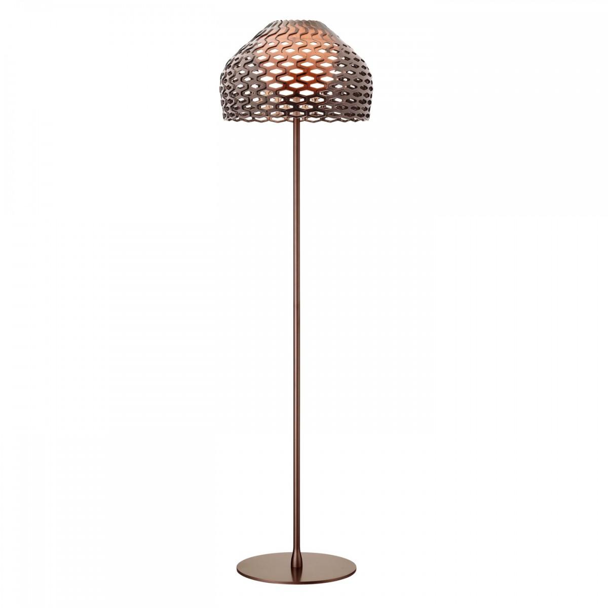 Flos Tatou Floor Lamp Ochre