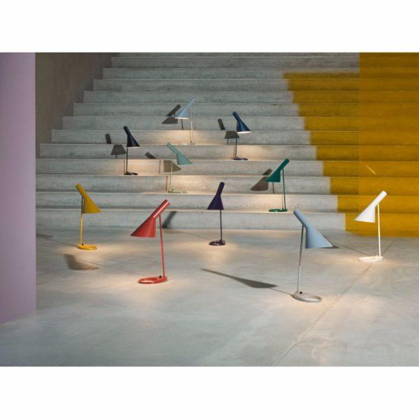 AJ Table louis poulsen contemporary furniture designer furniture designer lighting contemporary lighting