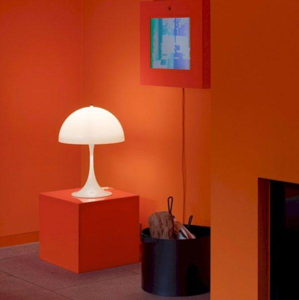 Panthella Table louis poulsen contemporary furniture designer furniture