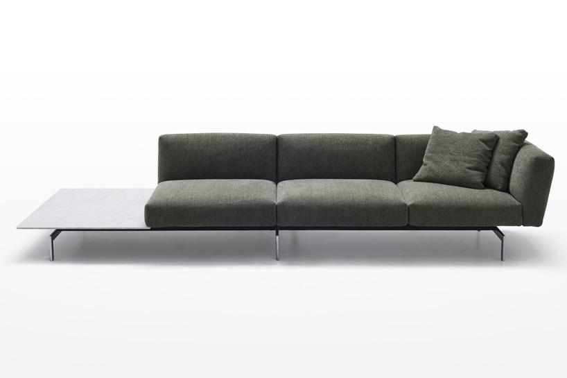 Knoll Avio Three Seat Sofa Designer Contemporary Furniture