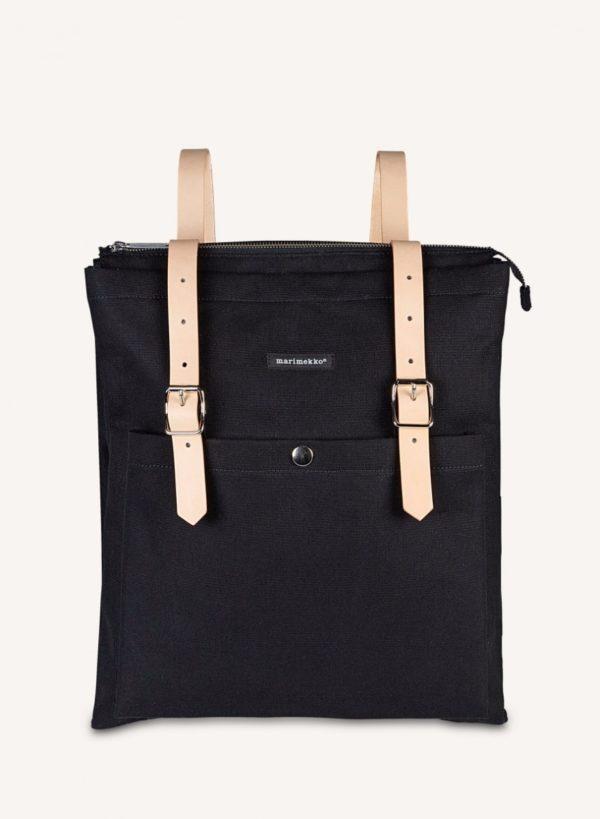 Eppu Backbag Black -0