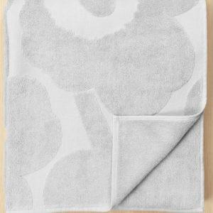 Unikko Pinta Hand Towel Grey -0