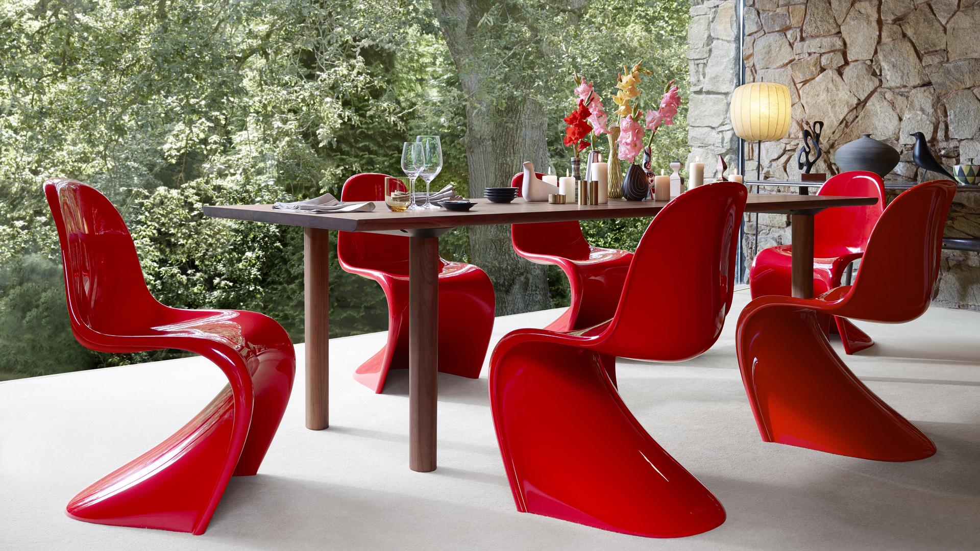 ae2462a0b54e Vitra Panton Chair Classic Designer Contemporary furniture