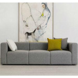 Hay Mags 3 seat sofa designer contemporary furniture