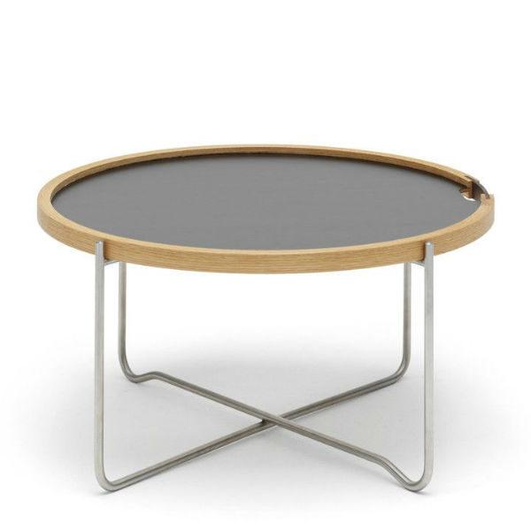 carl hansen ch417 tray table designer contemporary furniture