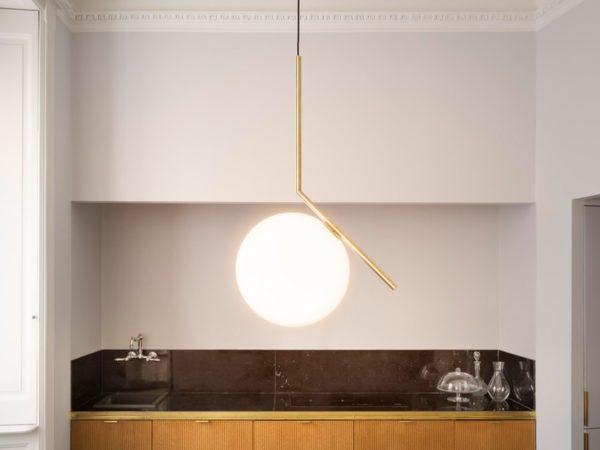 Flos IC S2 Suspension Light Designer Lighting Contemporary Lighting