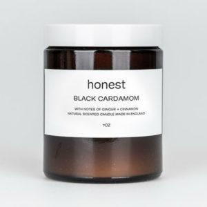 Black Cardamom Candle-0