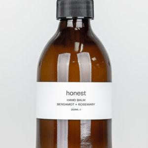Bergamot + Rosemary Hand Balm-0