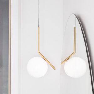 Flos IC S1 Suspension Light Designer Lighting Contemporary Lighting