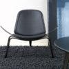 CH07 Shell Chair Black -0