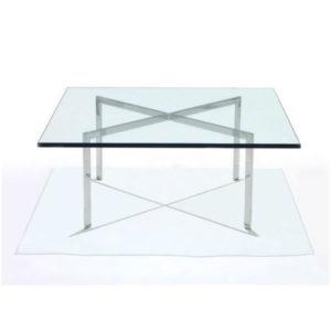 knoll barcelona coffee table designer contemporary furniture