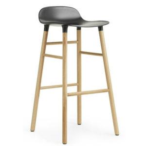 normann copenhagen form bar stool designer contemporary furniture