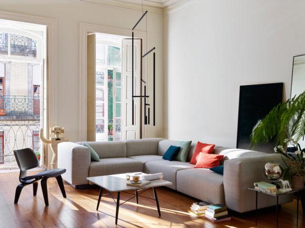Vitra Eames Coffee Table Square Designer Furniture Contemporary Furniture