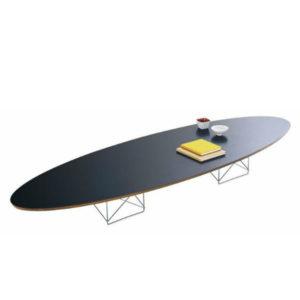 vitra eames elliptical coffee table etr designer contemporary furniture