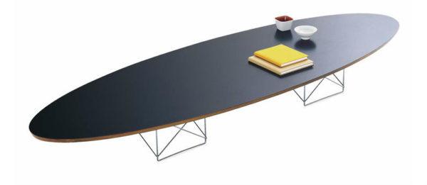 Eames Elliptical Coffee Table ETR-0