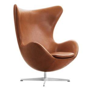 Fritz-Hansen_Egg-leather contemporary designer furniture