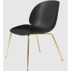 Gubi beetle dining chair designer contemporary furniture