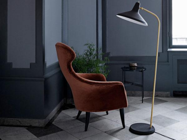 Gubi G-10 Floor Lamp Designer Lighting Contemporary Lighting