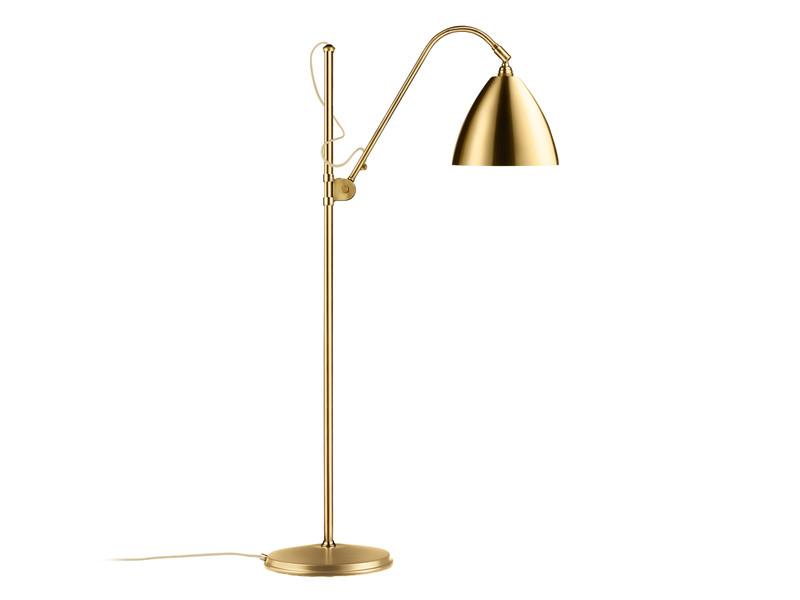 Gubi Bestlite Bl3m Floor Lamp Brass Designer Contemporary