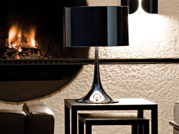 Flos Spun Table Lamp T2 Designer lighting Contemporary lighting