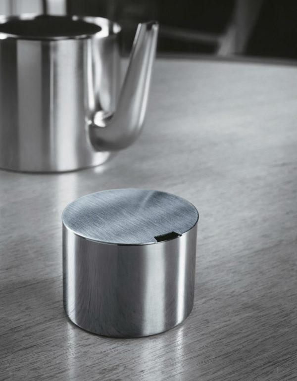 Stelton Cylinda Line Sugar Bowl by Arne Jacobsen Designer furniture Contemporary furniture