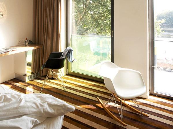 Vitra Eames Plastic Armchair RAR Designer Contemporary Furniture