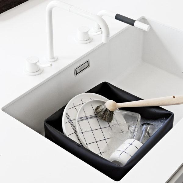 Normann Copenhagen Washing Up Bowl & Brush Designer furniture Contemporary Furniture