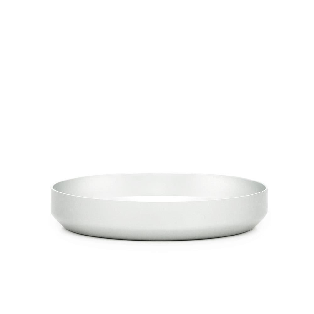 Normann Copenhagen Meta Dish Silver