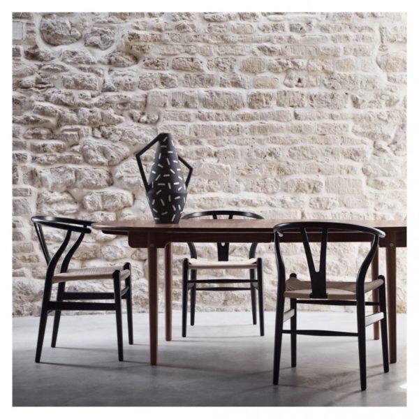 Carl Hansen CH24 Wishbone Chair Designer Contemporary Furniture