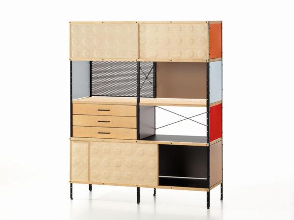 Eames Storage Unit ESU Bookcase-0