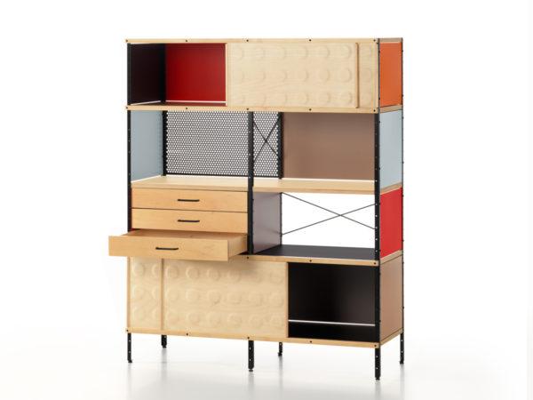 Vitra Eames Storage Unit ESU Bookcase Designer Contemporary Furniture